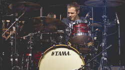 Jon on Tama Drums