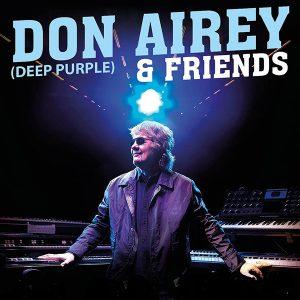 Don Airey & Friends – De Pul, Uden, Netherlands